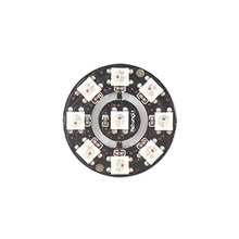 Mokungit  SK6812 WS2812B LED Ring 5050 Built-in RGB Driver For Arduino Integrated LED Lighting Ring DC5V