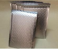 20*25cm Purple Aluminum bubble bag, poly mailers envelopes wholesale, shipping bubble envelopes,air bubble bag