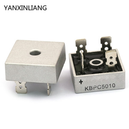 Диодный мост kbpc5010 50 А 1000 В 5 шт.|bridge rectifier|diode bridge rectifier50a 1000v |