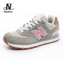 Nadele 2017 Running Shoes Women's Sneakers Breathable Outdoor Flexible Athletic Comfortable Walking Shoes Training Jogging Shoes