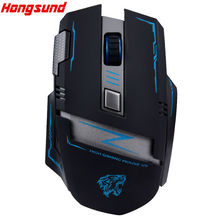 Free shipping AZZOR Rechargeable usb Wireless Mouse silent mute noiseless Optical gaming Mouse for Laptop Computer Mice(China)