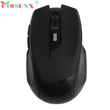 Mosunx Advanced Top Department and High Quality Bluetooth 3.0 Wireless Optical Mouse 1600 DPI For Laptop Notebook 1PC