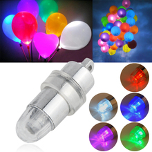 TSLEEN 12pcs Mini Waterproof Submersible LED Balloon Lamp LED Light for Paper Lantern Party Wedding Christmas Decoration Mariage(China)