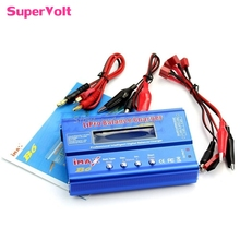 New iMAX B6 LCD Screen Digital RC Lipo NiMh Battery Balance Charger #G205M# Best Quality