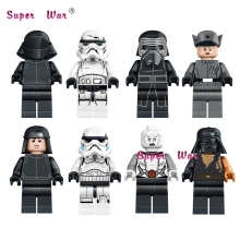 star wars superhero marvel Kylo Ren troopers building blocks lepin action sets model bricks Baby toys children - 5A Toys Top Service Provider store