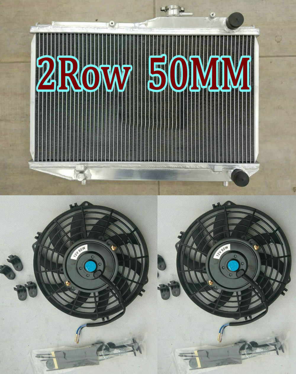 TOYOTA AVENSIS MK 1 MANUAL RADIATOR 1997/>2000 *BRAND NEW* 1.6 1.8