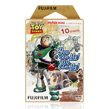 Fujifilm Instax Mini Toy Story 2 HK Instant 10 Film for Fuji 7s 8 25 50s 70 90 & SP-1, 2 Printer(Hong Kong)