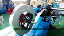 professional price spiral pipe forming machine,spiro ventilation equipment air duct pipe duct making machine(China)