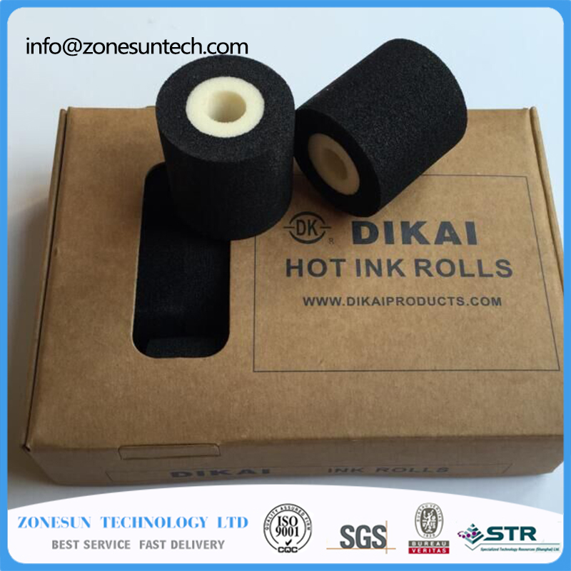 Free Shipping Energy Saving Black Hot Printing Ink Roll for MY-380F, Good quality hot ink roll, black hot print rolls 12 roll<br><br>Aliexpress
