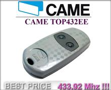 FOR CAME TOP 432EE garage door remote Control 433,92Mhz 2-channel key fob top quality(China)