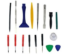 Free shipping!! BEST 602 17 in 1 New Professional Repair Opening Tools set for iphone ipad Tablet PC