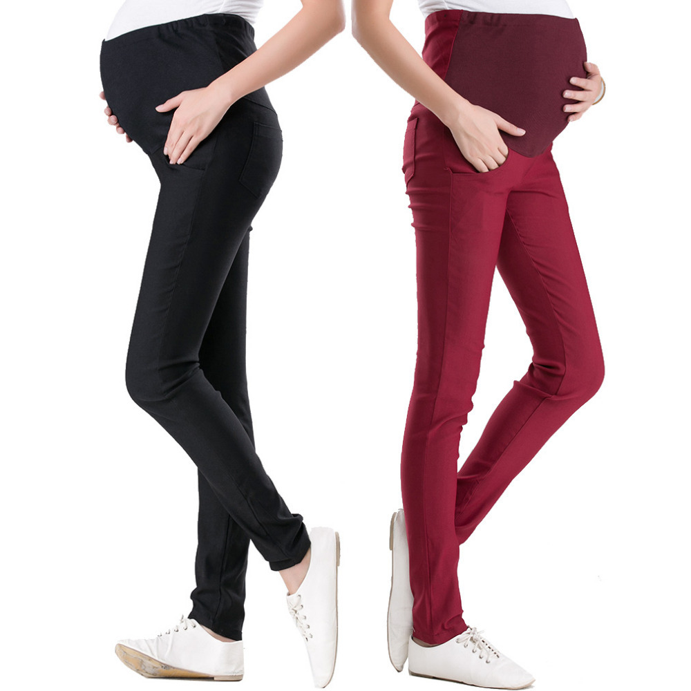 15 Color Casual Maternity Pants for Pregnant Women Maternity Clothes for Summer 2017 Overalls Pregnancy Pants Maternity Clothing<br><br>Aliexpress