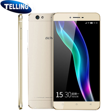 "5.5"" AMOLED Gionee S6 Mobile Phone 4G LTE Android 5.1 MTK6753 Octa Core 64Bit 3G+32G 13MP 6.9mm Full Metal Google Play Cellphone"