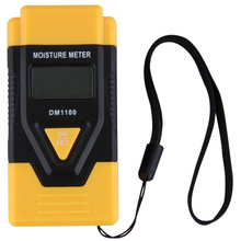 KSOL MINI 3 in 1 Wood/ Building material Digital Moisture Meter, Sawn timber, Hardened materials and Ambient temperature(China)