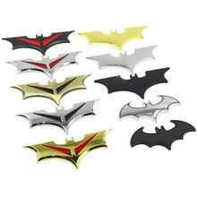 Batman 3D Chrome Metal Auto Emblem Official Licensed