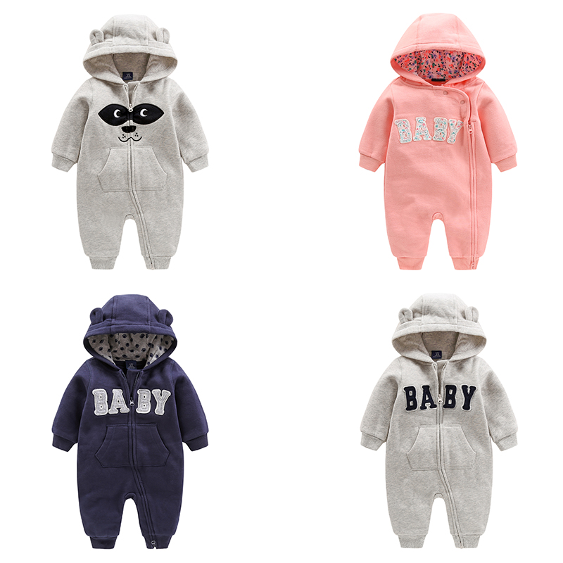 2017 fashion cute baby boy clothing , Spring infant girl coats Hooded animal jumpsuits  Long Sleeve Unisex baby products<br><br>Aliexpress
