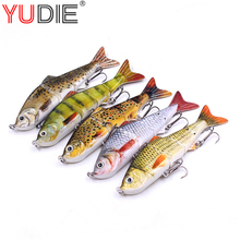 Buy 1Pcs 3D Eyes Artificial Crap Hard Minnow Lure 12cm 16g Wobblers Bait Fishing Spinner Accessories Hooks Tool Fish Sport lures for $3.36 in AliExpress store