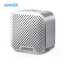 Anker SoundCore nano Bluetooth Speaker with Big Sound, Super-Portable Wireless Speaker with Built-in Mic for iPhone Samsung etc(China)