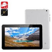 "Wholesale 9 inch Tablet PC Allwinner A33 Quad Core 8GB Bluetooth Android 4.4 WiFi Cheap Tablet PC 9"" Capacitive Screen,50pcs/lot"