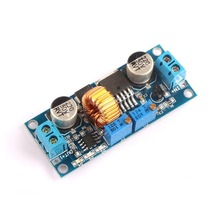 New 1 PCS 5A DC to DC CC CV Lithium Battery Step down Charging Board Led Power Converter Lithium Charger Step Down Module