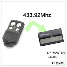 Compatible with Liftmaster 94330E 433.92mhz rolling code