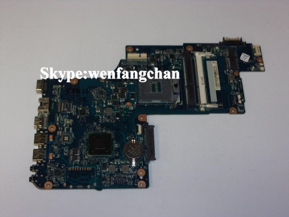 Laptop  motherboard  H000046310 for L870   C875 C875-S7304 17.3 Laptop Motherboard<br><br>Aliexpress
