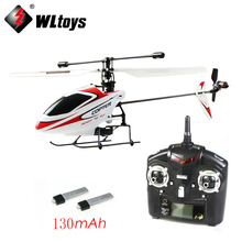 Newest WLtoys WL Upgraded Version V911 4CH 2.4G Single Blade Propeller Mini Radio RC Helicopter w/GYRO RTF Outdoor(China)