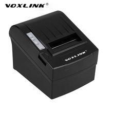 VOXLINK 10pcs 300mm/s 80mm Wireless Receipt Printer ESC/POS Auto Cutter Thermal Printer for Kitchen Menu Restaurant Printing(China)