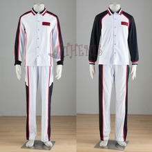 Athemis Sport Suit Kuroko no basket Cosplay Costume Long Sleeves Sportswear Private Seirin Basket ball Team Uniform Any Size