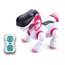 YingJia IR RC Smart Storytelling Sing Dance Walking Talking Dialogue Robot Dog Pet Toy(China)