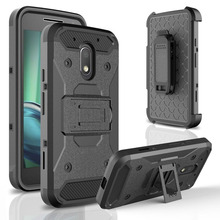 Buy Heavy Duty Hybrid Rugged Armor Case Shockproof Holster+Belt Clip Kickstand Durable Hard Phone Cover Motorola Moto G4 Plus } for $4.74 in AliExpress store