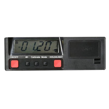 Durable Quality Electronic Digital Inclinometer Angle Protractor Gauge Level Box Meter New Arrival