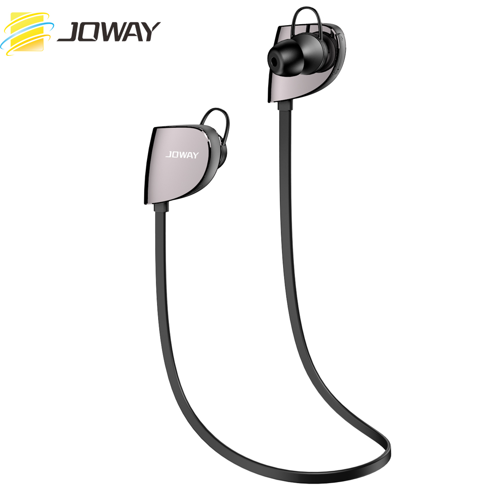 JOWAY Original Sport Stereo Earphones fone de ouvido Bluetooth Earphone Wireless Headset With Mic Universal for iphone 6 Android<br><br>Aliexpress