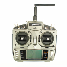 2.4ghz Remote Control Range Mkron full range Radio transmitter Surpass Radio Futaba 2.4Ghz Radio Control DX6i for aircrafts