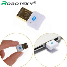 Mini USB Bluetooth V4.0 Dual Mode Wireless Dongle Gold plated connector CSR 4.0 Adapter Audio Transmitter For Win7/8/XP 25(China)