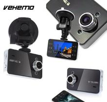 "2.4"" TFT LCD SCREEN Camera 720P Car DVR Video Recorder Cam Camcorder Vehicle with G-sensor Registrator"