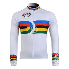 Buy UCI Men's Cycling Jersey Winter Thermal Fleece Bicycle Jacket Maillot Ciclismo Mtb Bike Jersey Ropa de Ciclismo invierno #DT-001 for $23.78 in AliExpress store