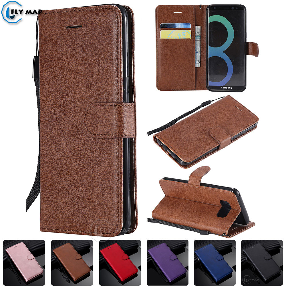 Wallet Case for Samsung Galaxy S8 8S SM G950F G950FD Flip Phone Leather Cover for Samsung S 8 SM-G950 SM-G950F SM-G950FD Case