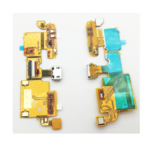 New625 Original charger port USB charging port dock connector complete Flex cable For ZTE Blade V6 / Blade X7 / Blade D6