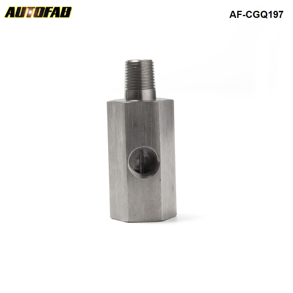 AUTOFAB  - Oil Feed Line Fitting 1/8