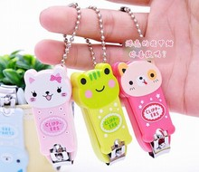 1 PCS Creative Cartoon Baby Nail Scissors / Clippers / Nail Clippers Nail Scissors