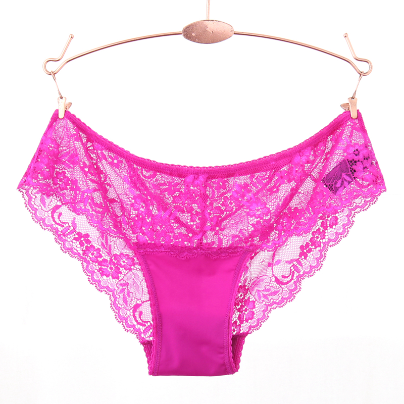 19071911c 2019 M XXL Women Sexy Underwear Full Lace Transparent Panties Ladies ...