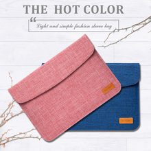 "New Laptop Bag 12.5"" 13.3"" Women Solid Notebook Sleeve Bag for xiaomi air 12 13 inch Tablet Waterproof Case Cover for Men Soild"