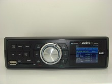 Car DAB+ Receiver with AM/FM/RDS/Bluetooth/MP3/4X45W 2.5' TFT Display Include DAB Aerial DHL delivery