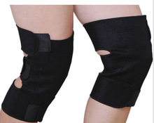 Sports Training 1PC Elastic Knee Support Durable Knee Pad Protector With Heating Material S.P.F.121403 Fast Free Shipping(China)
