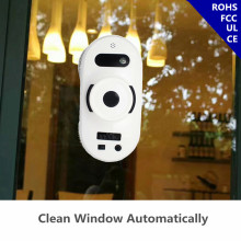 Seamoy Window Cleaning Robot Wet and Dry Glass Cleaning With Remote Control,UPS Uninterruptible Protection(China)