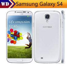 Original Samsung Galaxy S4 i9500 i9505 I337 i545 13MP Camera 16GB storage Android Wi-Fi refurbished cell phones