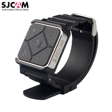 Original Sjcam 3M Waterproof Remote Controller Watch for Sjcam M20 Sj6 Legend Sj7 Star Sports Action Mini Camera DVR(China)