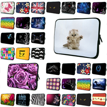 "Laptop Tablet 10.1 inch Universal 10"" 9.7"" Mini PC Neoprene Ultra-slim Sleeve Case Cover Bags For Huawei Chuwi Samsung Netbooks"