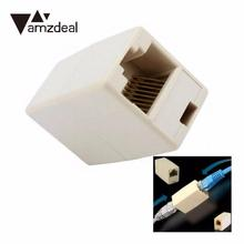 amzdeal RJ45 Ethernet Wire LAN Network Connector RJ45 Wire Connector Writing Plug Coupler Pair Ethernet Network Cable Crimp Lead(China)